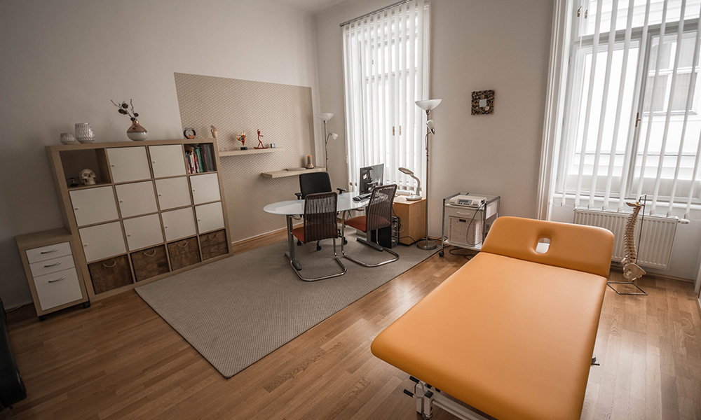 Physiotherapie In Wien Ursula Hufnagl
